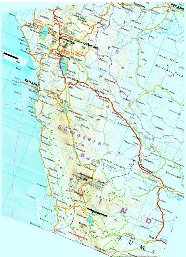 Zentral- Westsumatra