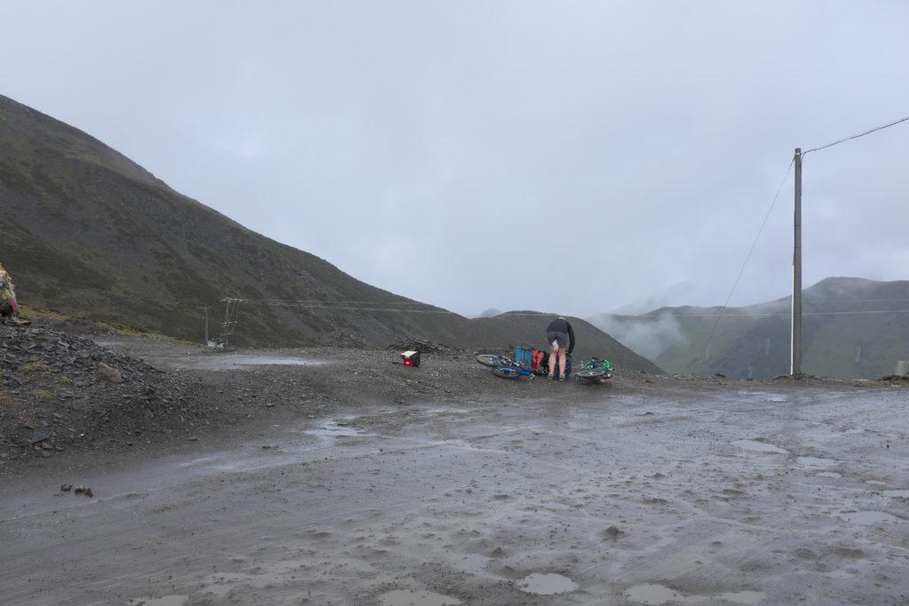 Kuluke Pass auf 4807 Meter