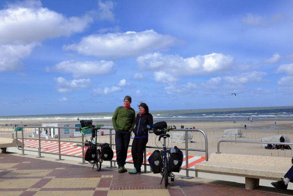 Nordsee bei De Haan