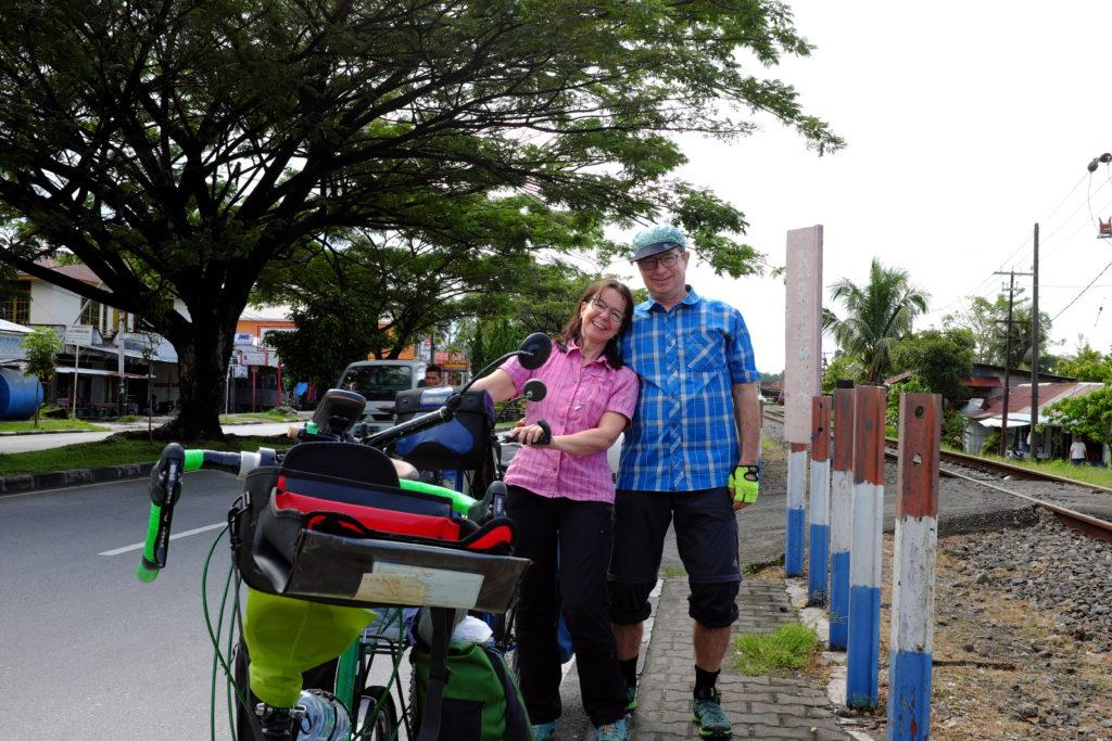 Start in Padang