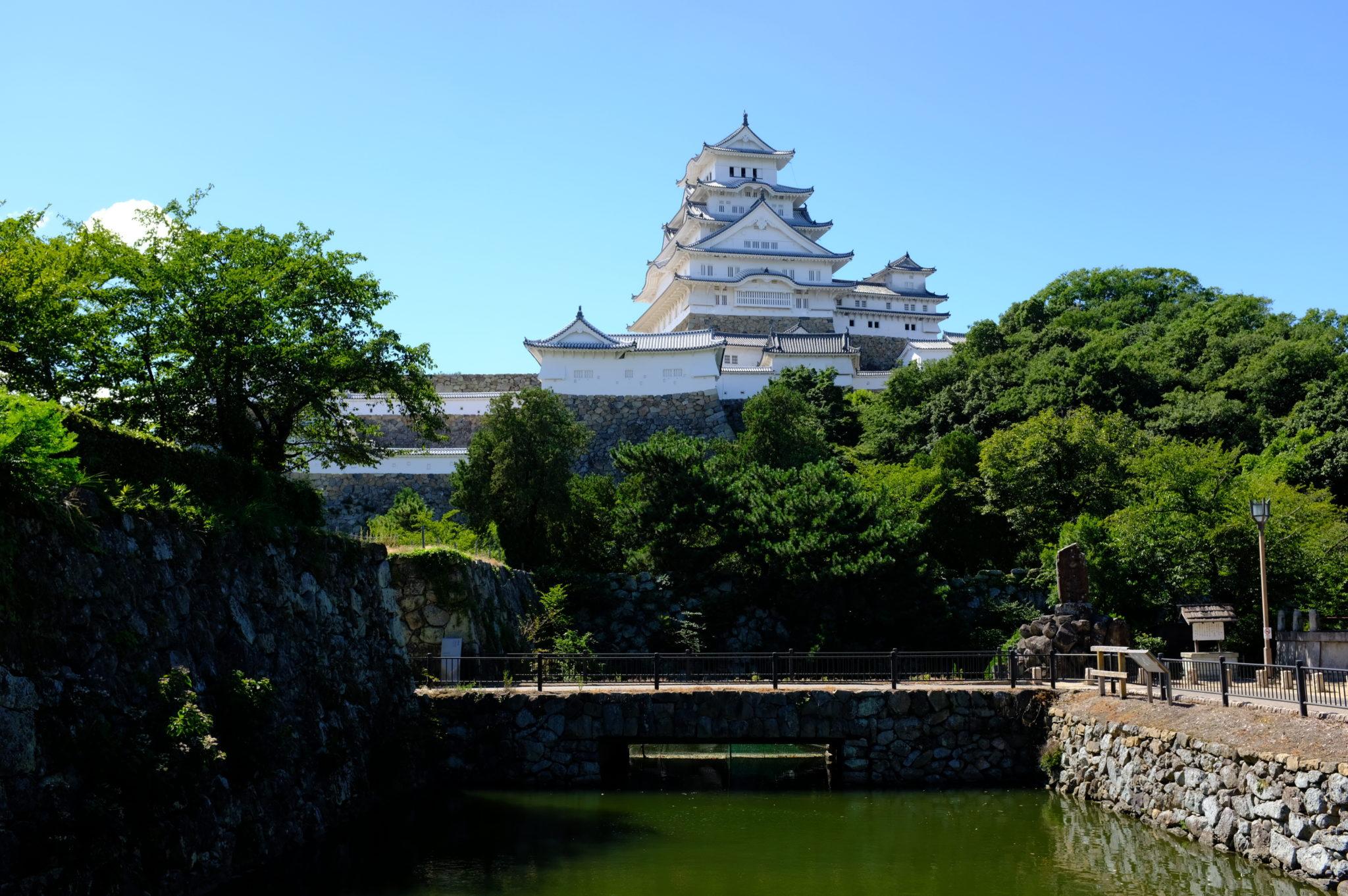 Die weiße Burg von Himeji