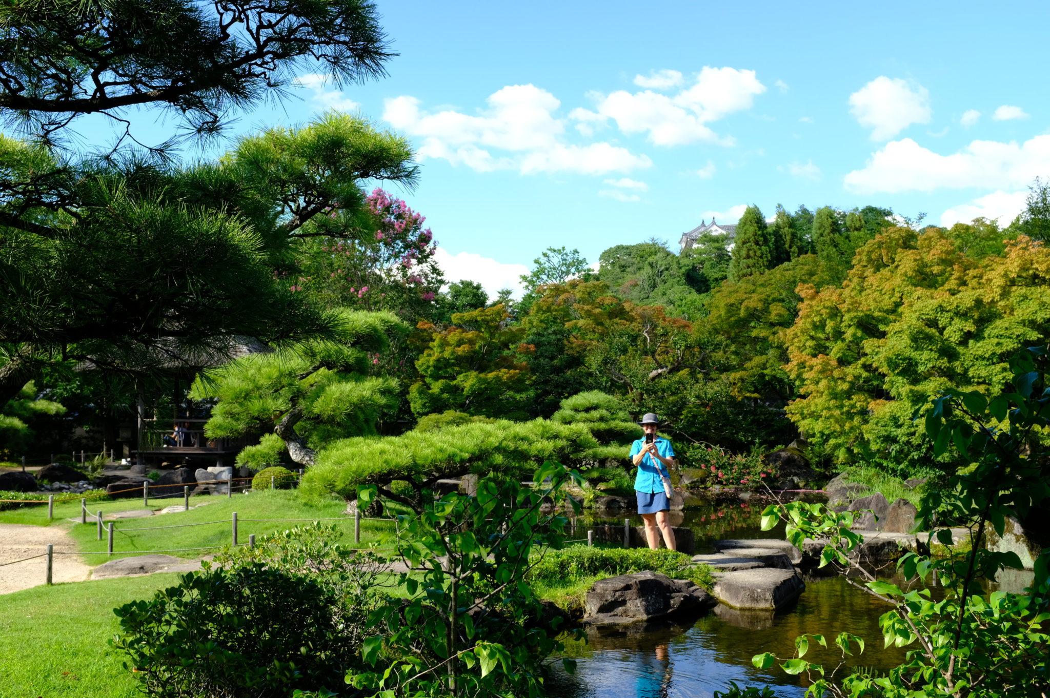 Koko- En Garten, Himeji