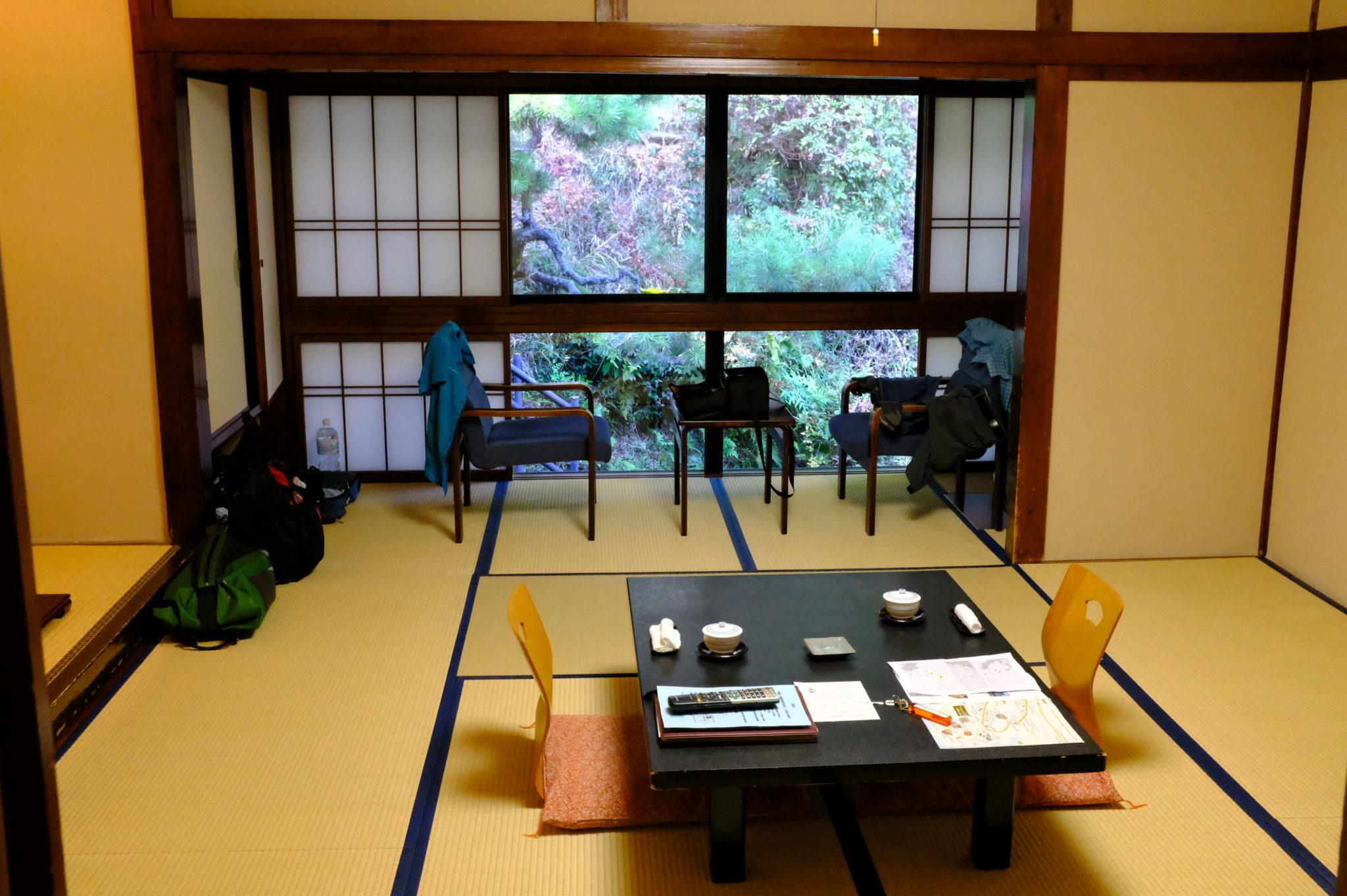Ryokan in Yunotsu