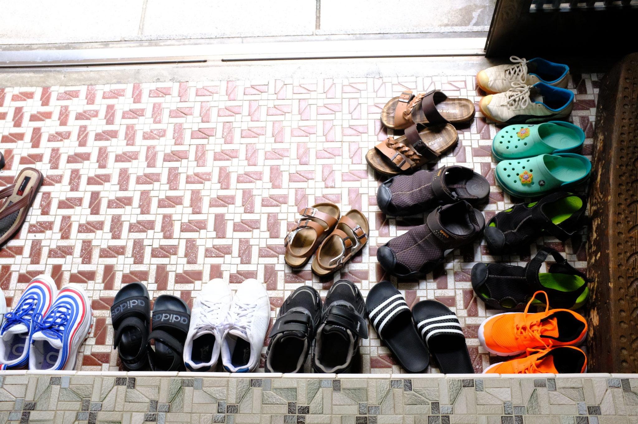 Gabys neue Schuhe